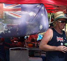 Stralia Day Mate! by Fiona Allan Photography