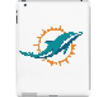 8 Bit Dolphins Art iPad Case/Skin