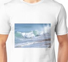 Ocean Wave in Misquamicut Unisex T-Shirt