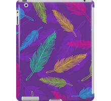 feathers pattern  iPad Case/Skin