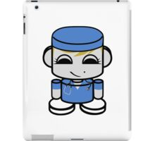 Doctor Hero'bot 1.0 iPad Case/Skin