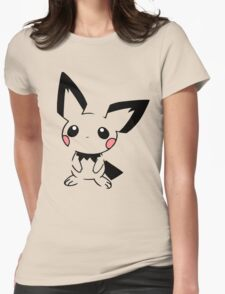 Pichu Womens Fitted T-Shirt