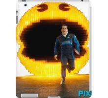 Pacman Pixels Movie iPad Case/Skin