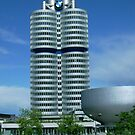 BMW tower by Devika Fernando