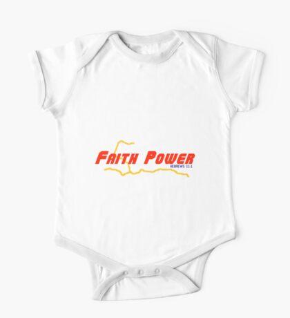 Faith Power One Piece - Short Sleeve