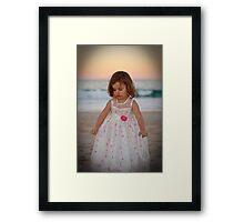 "Anthony and Sandras wedding ""Princess"" Framed Print"