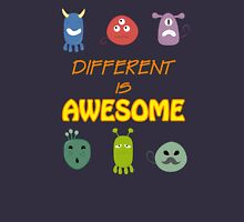 Different is awesome Unisex T-Shirt