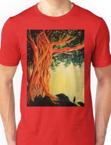 Red Giant Unisex T-Shirt