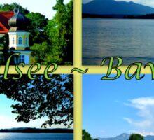 Staffelsee ~ Bavaria Sticker