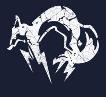 Foxhound V2 (White) One Piece - Short Sleeve