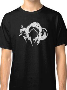 Foxhound V2 (White) Classic T-Shirt