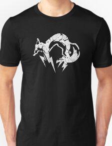 Foxhound V2 (White) Unisex T-Shirt