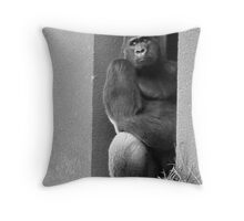 Oscar Jonesy of San Francisco Throw Pillow