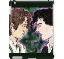 Twisted Locks iPad Case/Skin