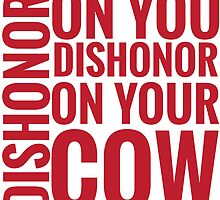 DISHONOR! by Octopusiscool