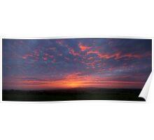 Preseli Sunset Poster