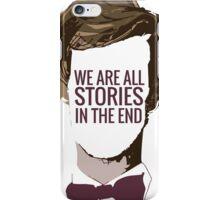 Make it a good one iPhone Case/Skin