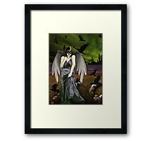 Path of the Dead Framed Print