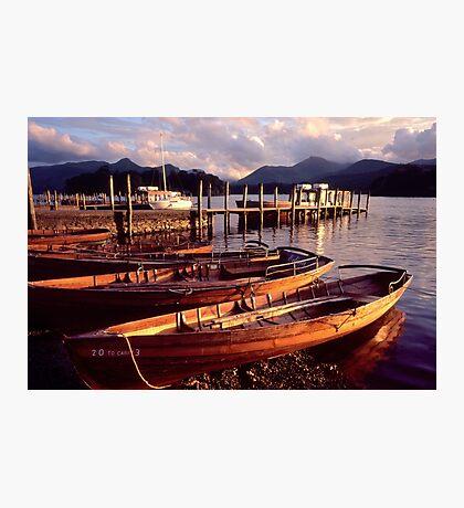Keswick, Derwentwater - The Lake District Photographic Print