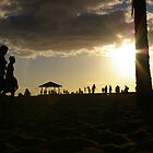 Waikiki - Going Home by thecaswell