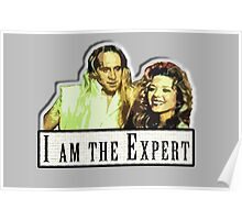 I am the Expert Poster