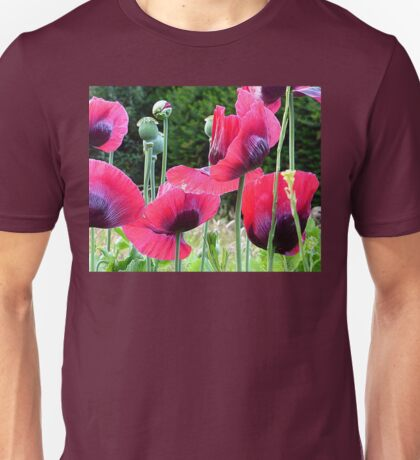 Poppyland.............................Most Products Unisex T-Shirt