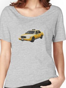 Taxi Cab Groove Women's Relaxed Fit T-Shirt