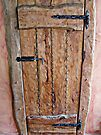 Stitched Door by Mojca Savicki