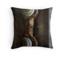 Antique Switch? Throw Pillow