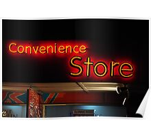 The Convenience Store Poster