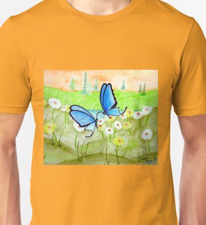 Butterfly Dance Unisex T-Shirt