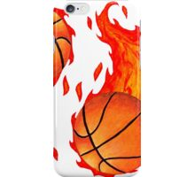 Great Balls of Fire! iPhone Case/Skin