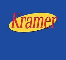 Kramer - Seinfeld by uhmdesigns