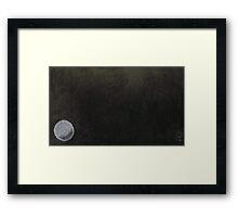 The Myth of Sisyphus I Framed Print