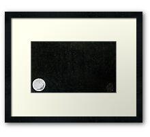 The Myth of Sisyphus IV Framed Print