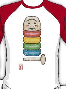 DarumaOtoshi [Special Lucky Toy Box] T-Shirt