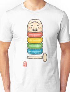 DarumaOtoshi [Special Lucky Toy Box] Unisex T-Shirt