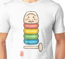 DarumaOtoshi [Special Lucky Toy Box] Unisex T-Shirt