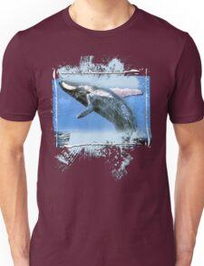 magnificent whale Unisex T-Shirt