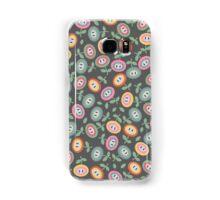 Mushroom Kingdom Flowers Samsung Galaxy Case/Skin