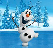 Olaf by fyaylak