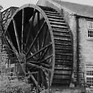 The old watermill, Pateley Bridge, North Yorkshire by monkeyferret