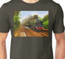 The Return Trip (Locomotive) Unisex T-Shirt