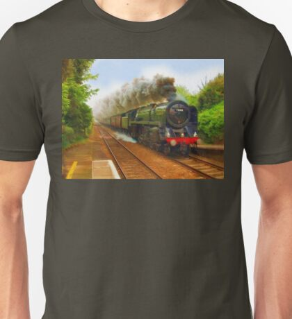 The Return Trip (Locomotive) Unisex T-Shirt