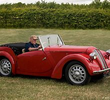 Lloyd 650 Roadster by David J Knight