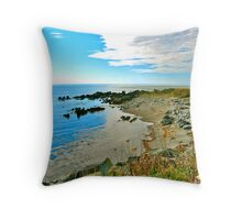 Cape St. Mary's Throw Pillow