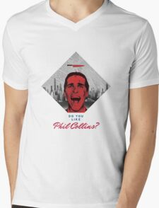 T05_American Psycho Mens V-Neck T-Shirt