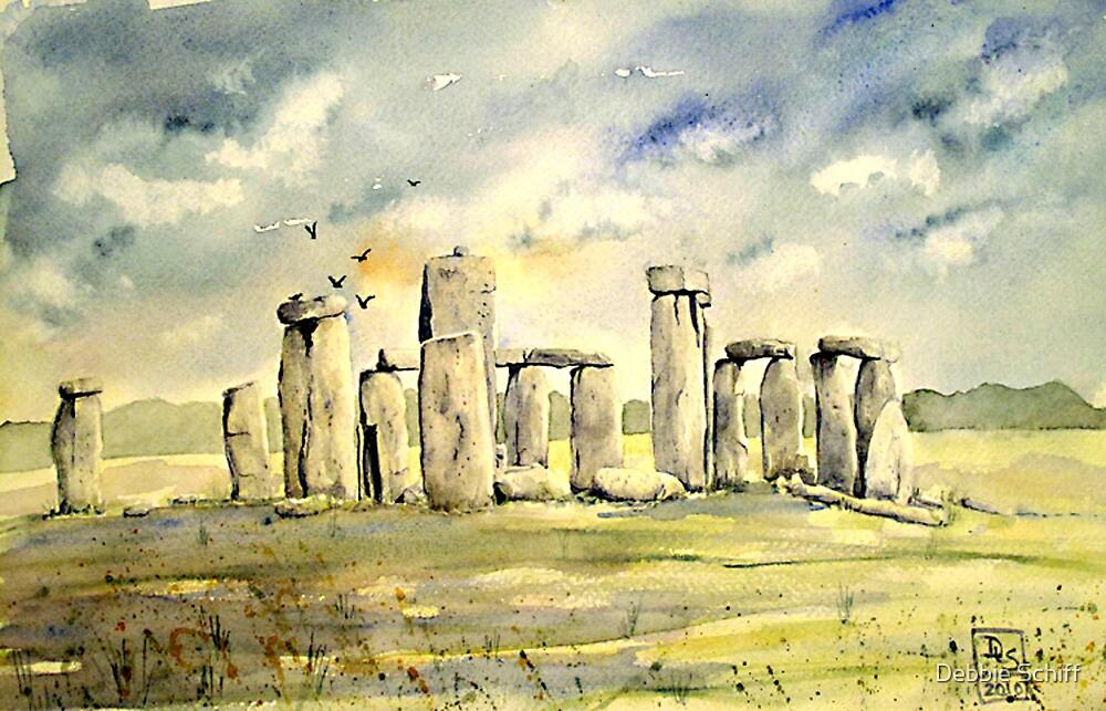 Stonehenge by Debbie Schiff