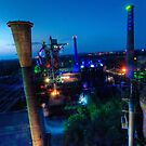 Landschaftspark Duisburg by 99gnome