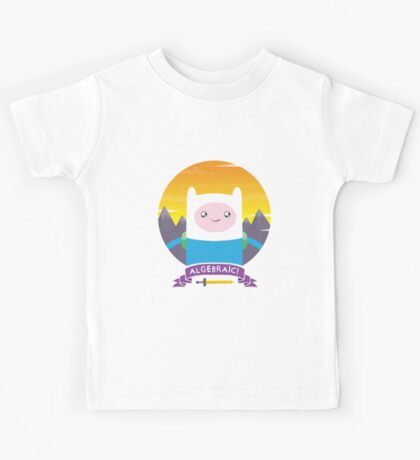 T04_Time for Adventure Kids Tee